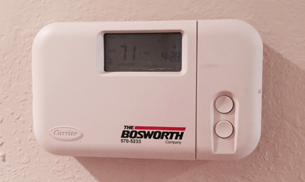 Programming Your Thermostat
