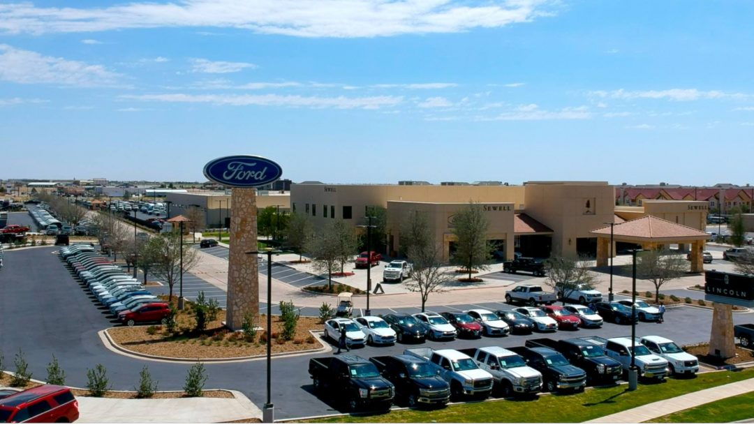 Sewell Ford Odessa Tx >> Sewell Ford The Bosworth Company Midland